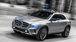 2014 Mercedes Benz GLA