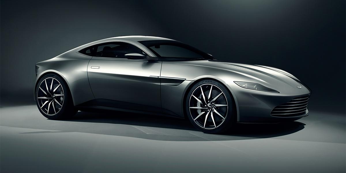 Aston Martin Db10 2 Million Euros For James Bond Exclusivity