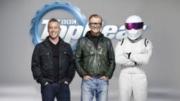 Matt LeBlanc Top Gear co-host