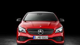 Mercedes CLA (CLA Shooting Brake) AMG new 2016 design