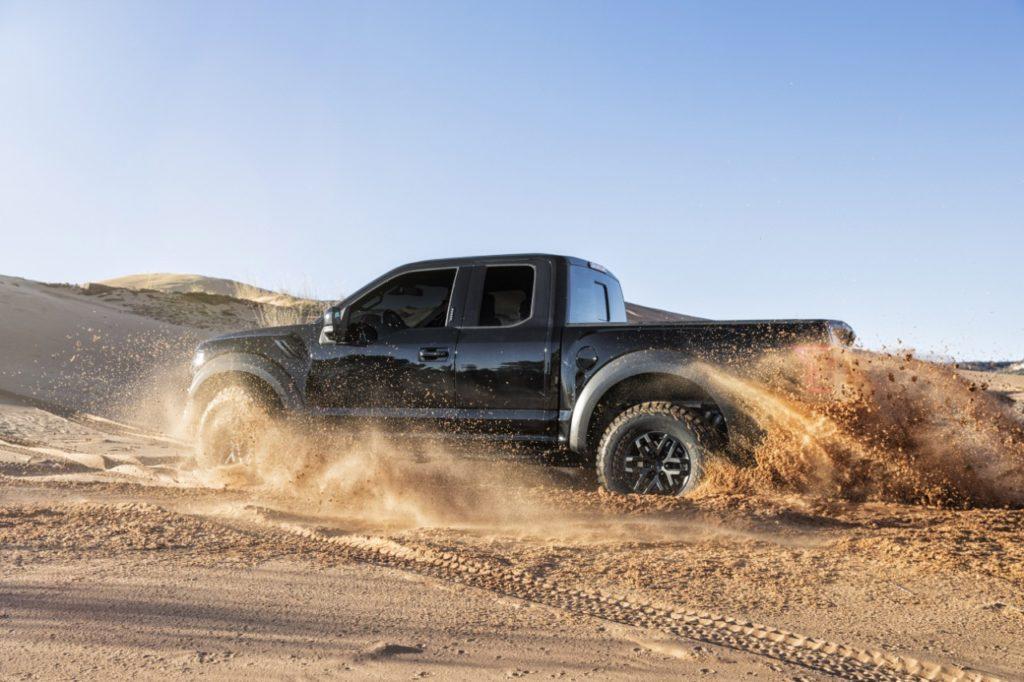 2016 Ford F 150 Raptor Sandstorm On Four Wheels