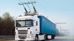 Scania Siemens eHighway