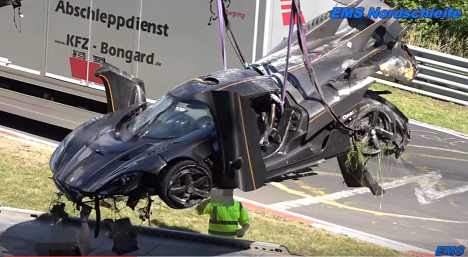 Million Car Crash