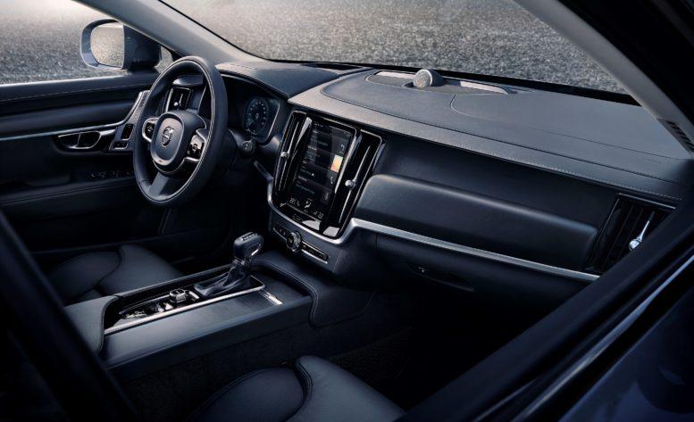 Volvo manual transmission 2017