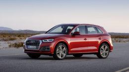 New 2017 Audi Q5 SUV