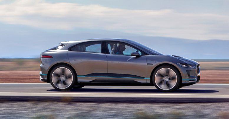 Jaguar I-PACE Concept review: electric british wildcat to ...