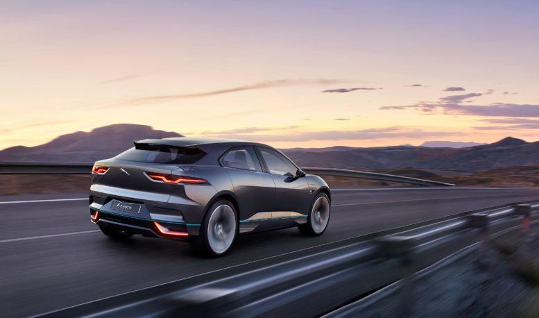 2018 Jaguar IPACE performance top speed acceleration