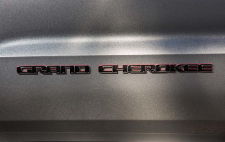 2017 Jeep Grand Cherokee lineup