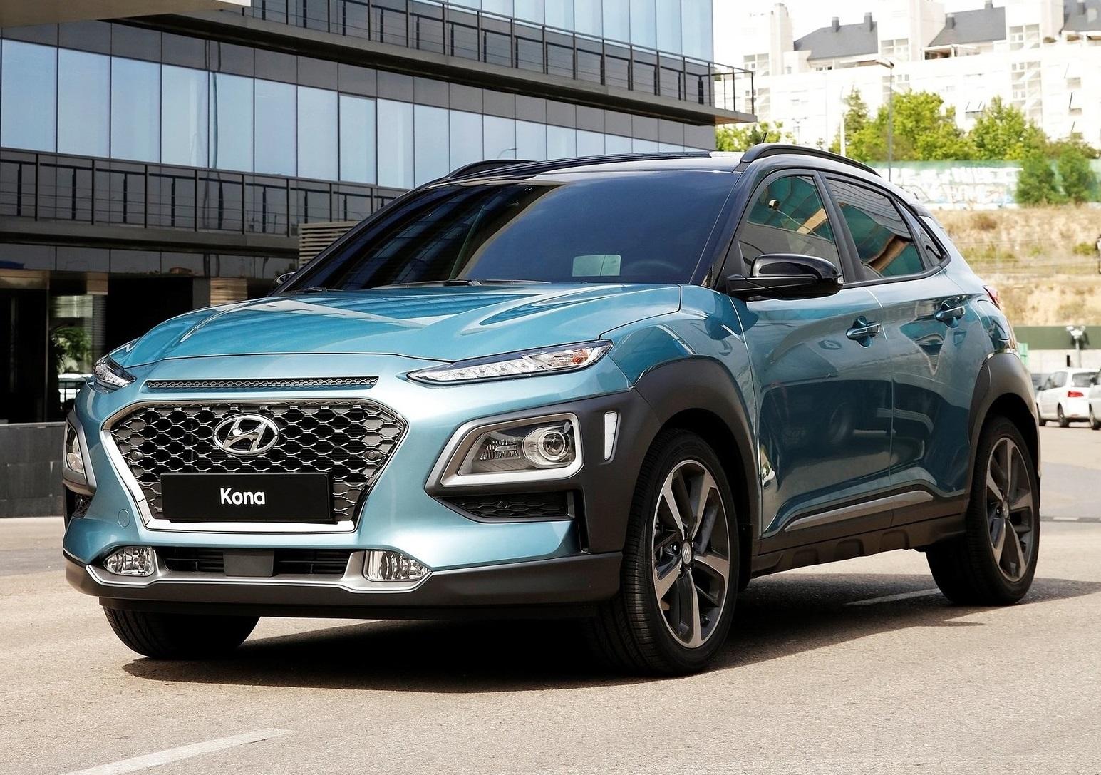 2018 Hyundai Kona Review New South Korean Compact Crossover