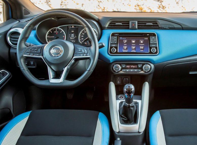 2017 Nissan Micra fifth generation