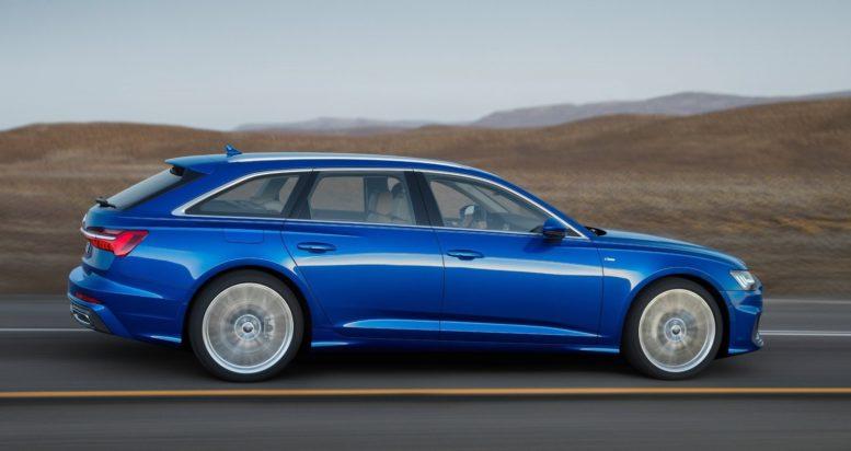 Brand New 2019 Audi A6 Avant Eternal Battle With Bmw 5 Series